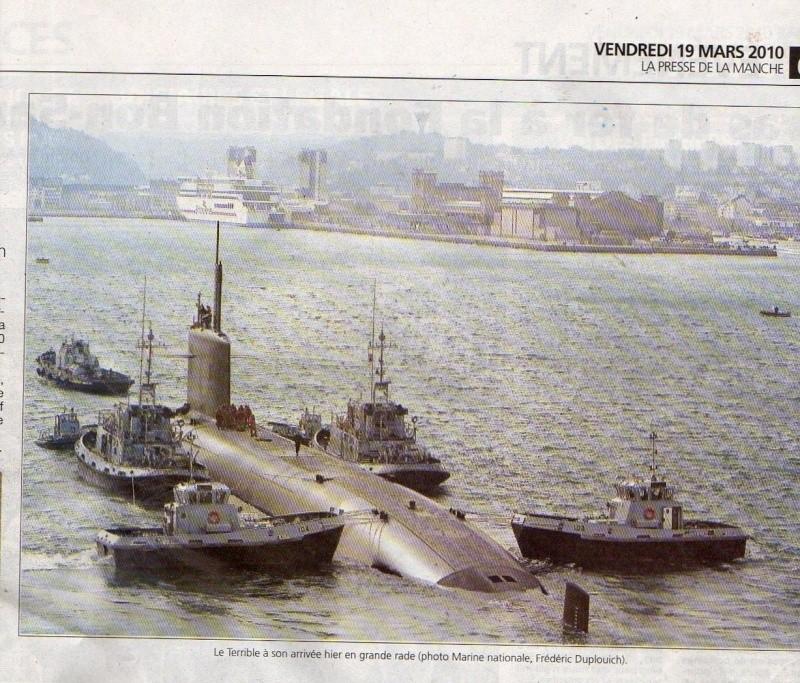 [Activité des ports hors Marine] LE PORT DE CHERBOURG - Page 8 Img34910