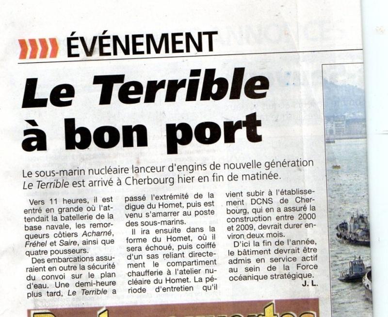 [Activité des ports hors Marine] LE PORT DE CHERBOURG - Page 8 Img35010