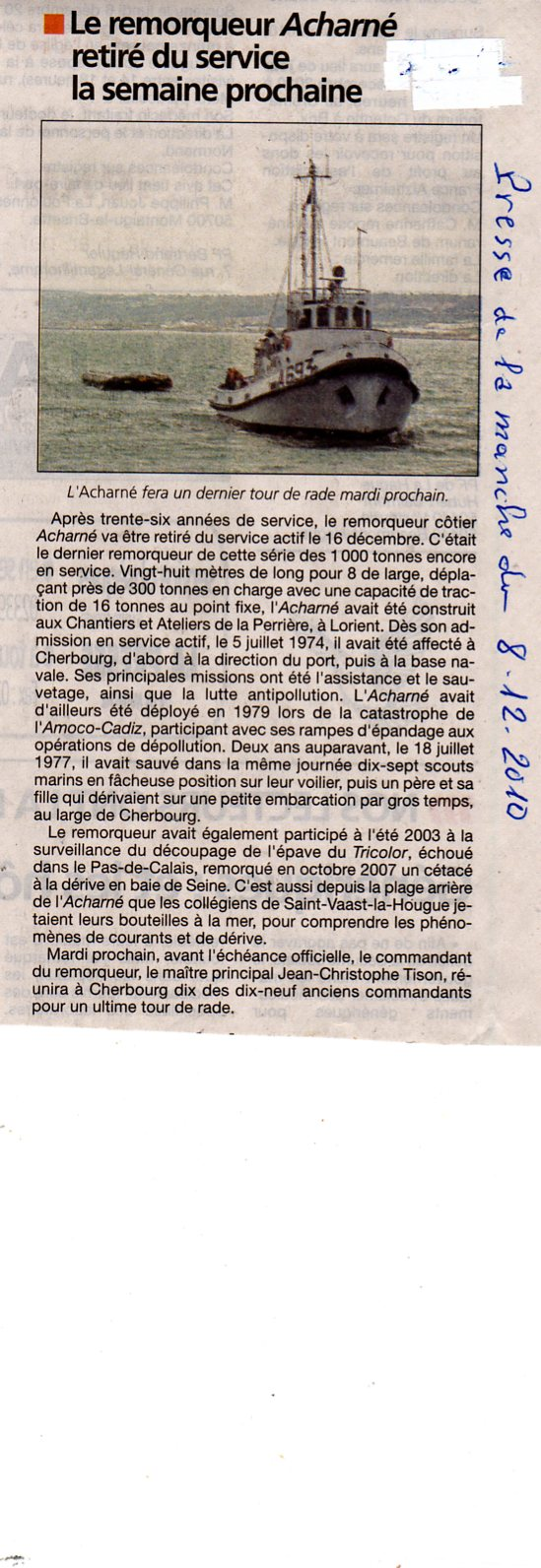 DIRECTION DU PORT CHERBOURG - Page 2 Img36210