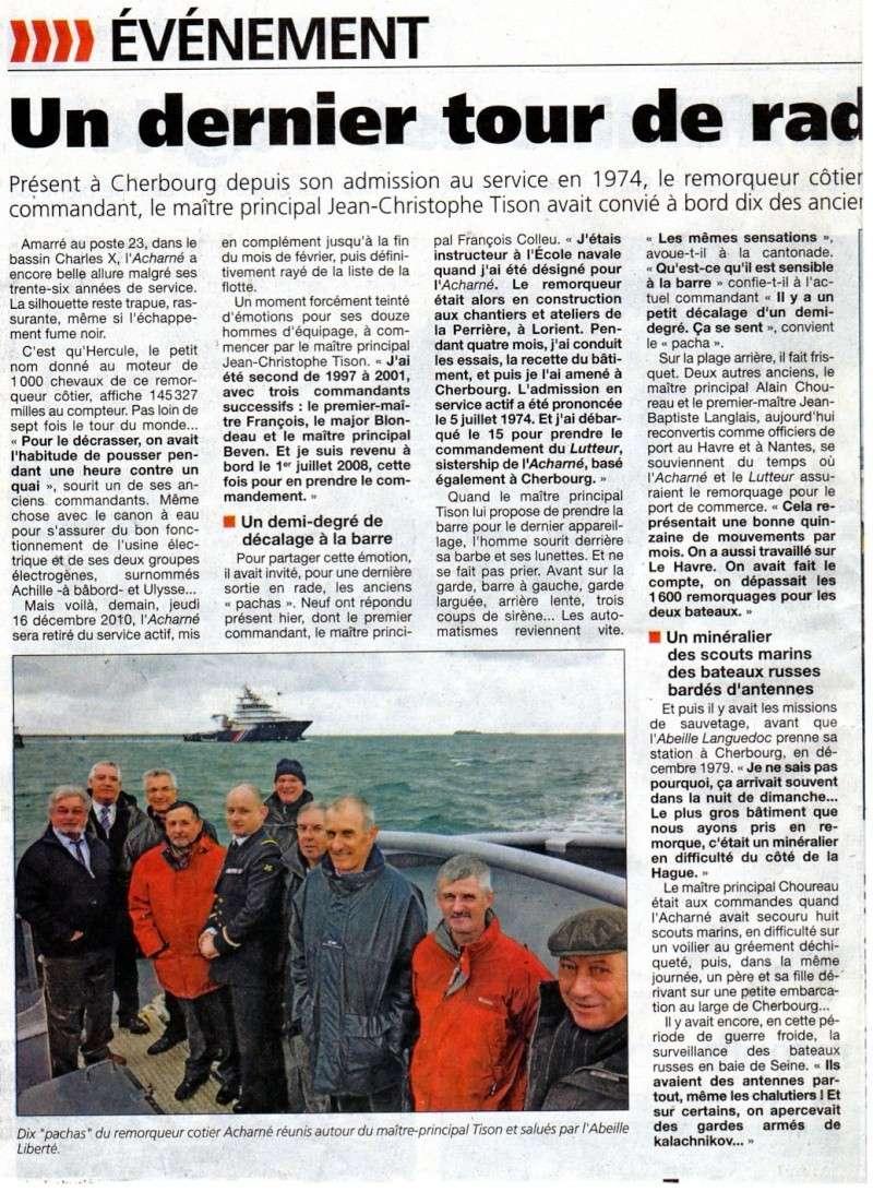 [Activité des ports hors Marine] LE PORT DE CHERBOURG - Page 9 Img36310