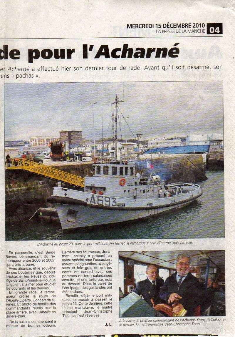 [Activité des ports hors Marine] LE PORT DE CHERBOURG - Page 9 Img36510