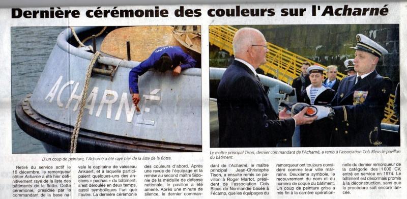[Activité des ports hors Marine] LE PORT DE CHERBOURG - Page 9 Img37511
