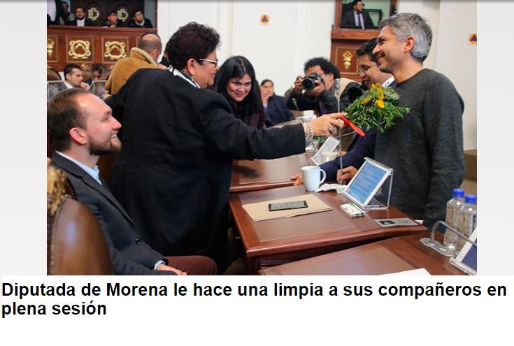 LA CD. DE MÉXICO GOBERNADA POR UNA JUDÍA SIONISTA Avatar10