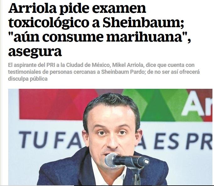 LA CD. DE MÉXICO GOBERNADA POR UNA JUDÍA SIONISTA Coup12