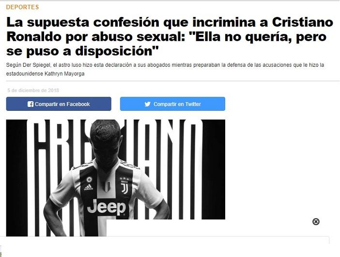 NEYMAR ACUSADO DE VIOLADOR SEXUAL Crist10