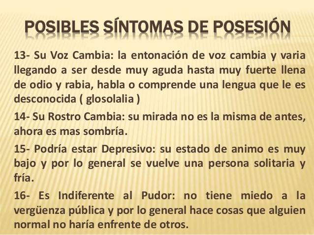 EN CANARIA MUJER DENUNCIA POSESIÓN Y EXIGE EXORCISMO Vat14