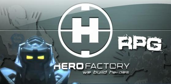 Hero Factory RPG