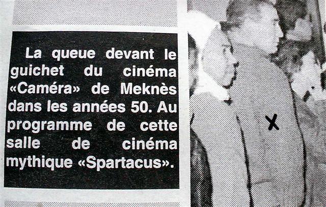 Cinémas, Films, Affiches de Notre Enfance Camera10