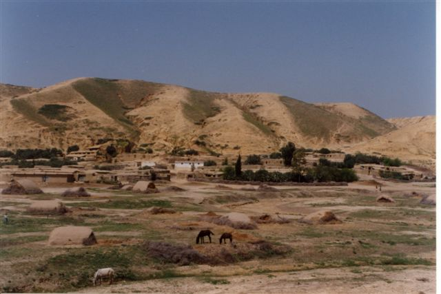 Les environs de Meknès 1 Fermej11