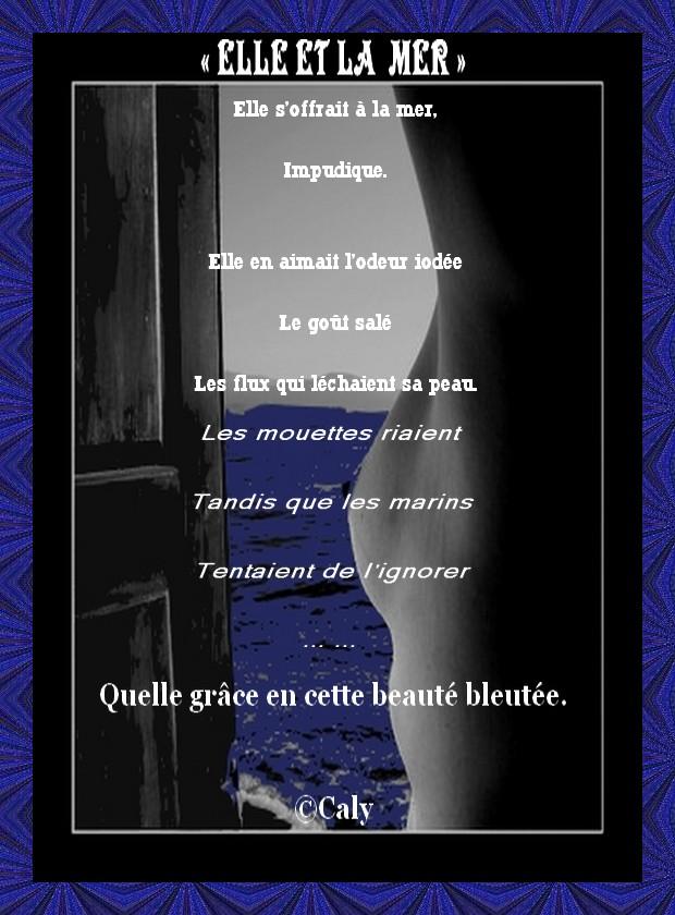 """Elle et la mer"" Ellela10"