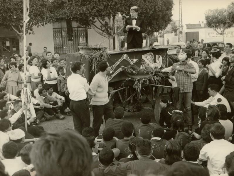 L'école ACKER 196010