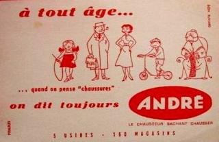 Publicités et Affiches en tous Genres 1 Andre10