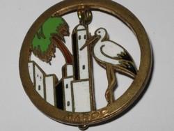 Insignes, Médailles, Ecussons Militaires et Civils Broche10