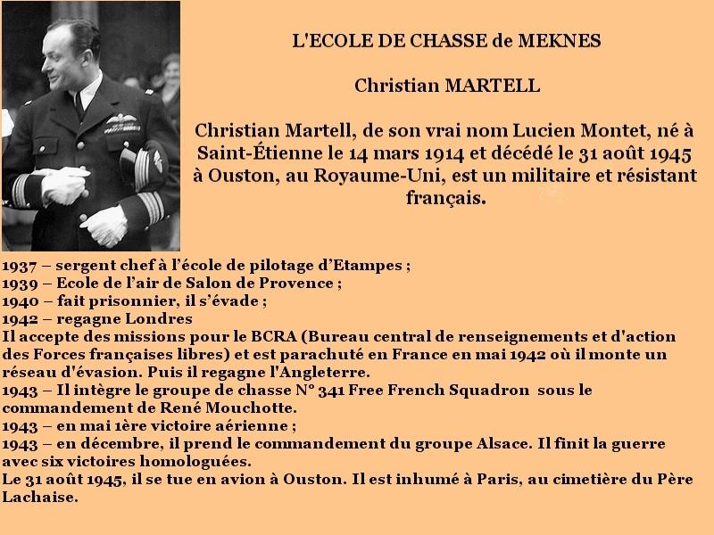 La B.A. de Meknès et les autres Bases du Maroc Christ12