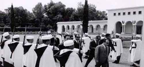 L'Ecole Nationale d'Agriculture de Meknès Ena_1910