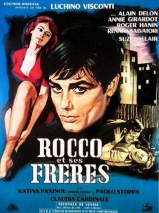 Cinémas, Films, Affiches de Notre Enfance Rocco10
