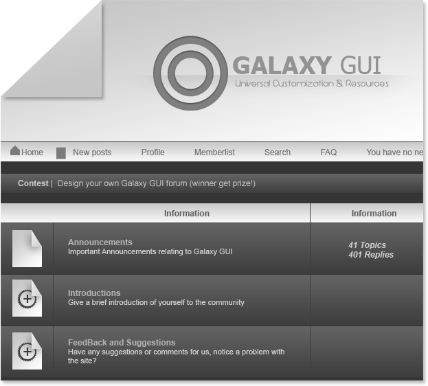 Competition - Redesign Galaxy GUI (Unlimited Sub. Prize) Imilkp10