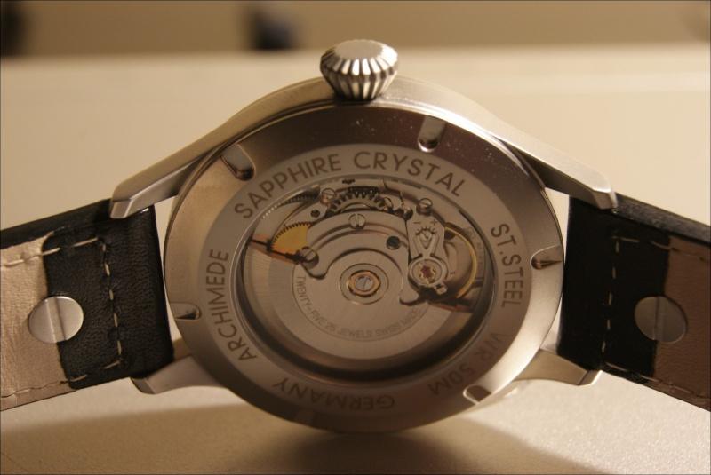 Archimede Pilot H 2010-013