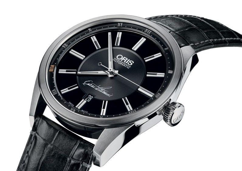 News : Oris Oscar Peterson 2010-023
