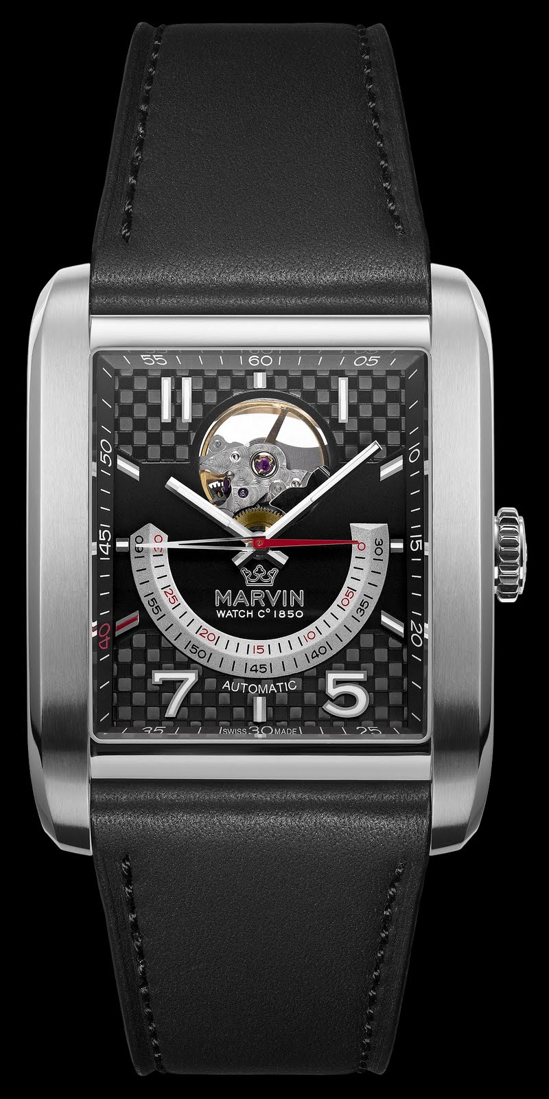 Marque Marvin Montre11