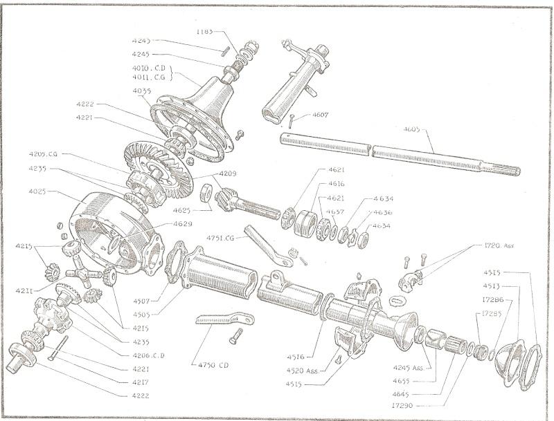 Ford A woody non mais Tudor - Page 6 Numari10