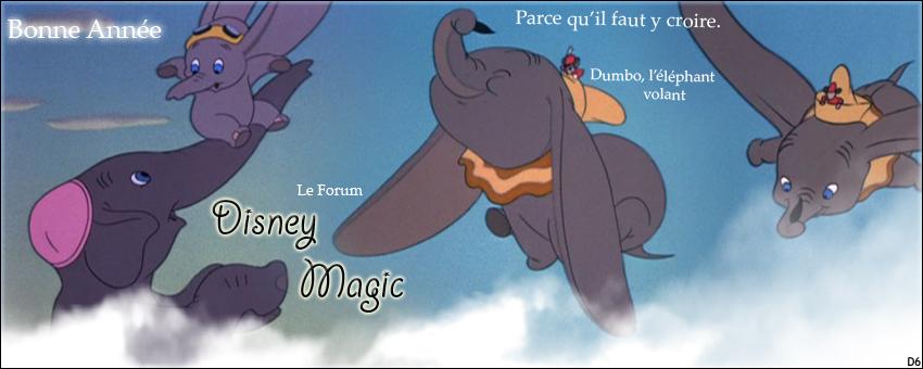 Disney Magic Dmban10
