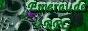 Chevalier d'Émeraude RPG Logo_c10