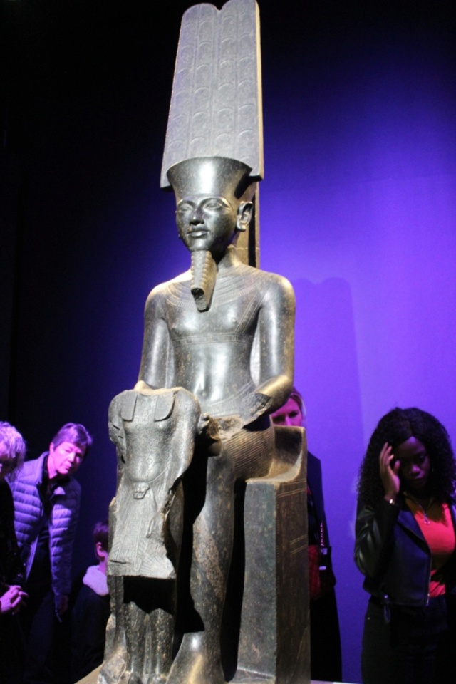 Exposition : Toutânkhamon, le Trésor du Pharaon (Paris) Img_1910
