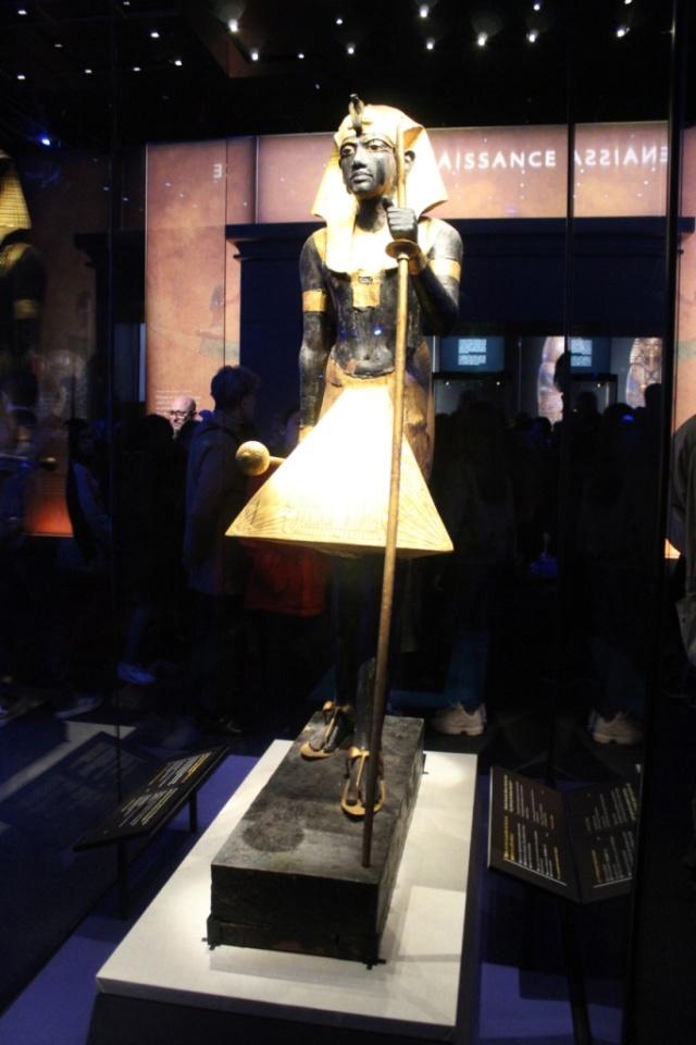 Exposition : Toutânkhamon, le Trésor du Pharaon (Paris) Img_2110