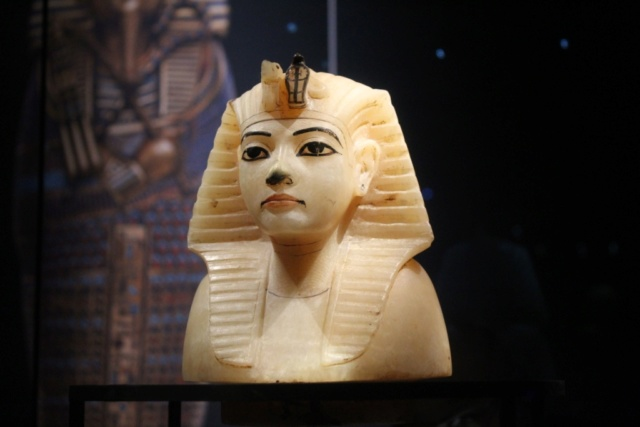 Exposition : Toutânkhamon, le Trésor du Pharaon (Paris) Img_2111