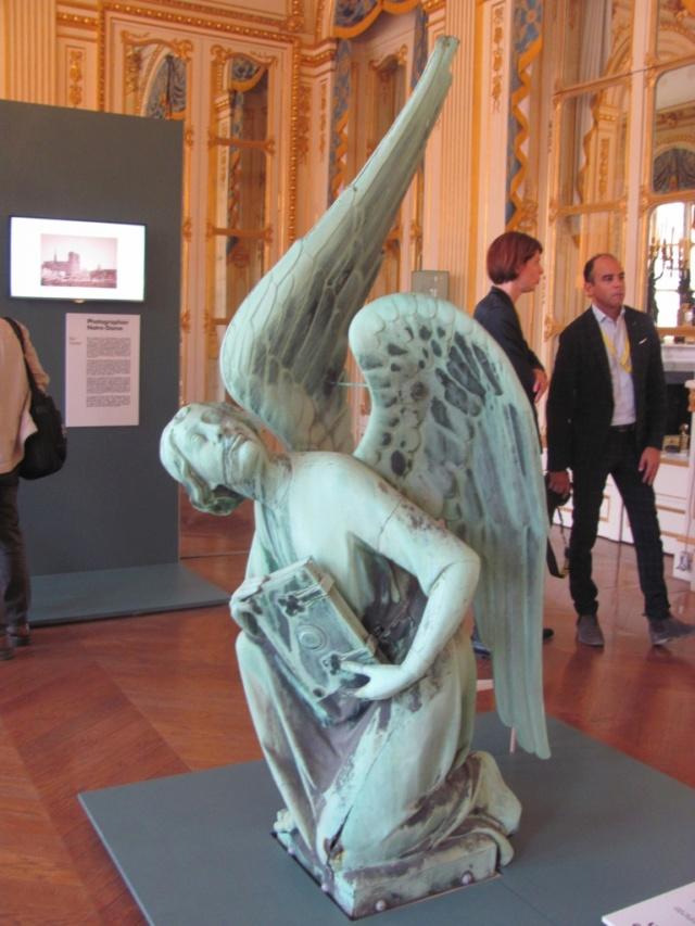 La restauration de la cathédrale Notre-Dame de Paris - Page 3 Img_7010