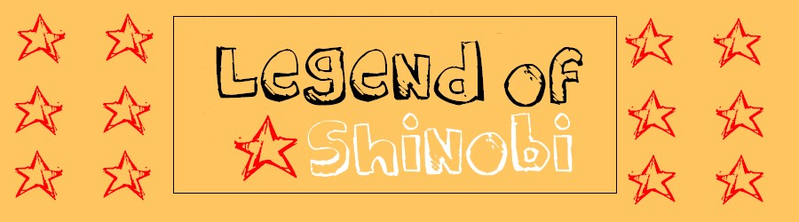 Legend of Shinobi