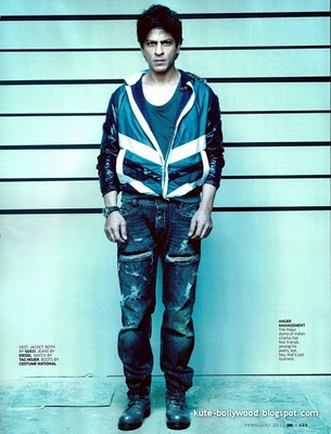 مجموعة صور لشارو خان Shahrukh Khan من مجلة GQ India 2010  111