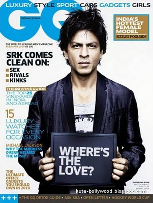 مجموعة صور لشارو خان Shahrukh Khan من مجلة GQ India 2010  Shahru10