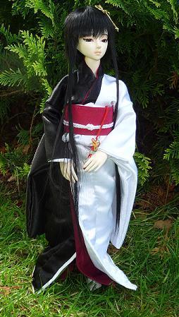 Kimono traditionelle : news kimono - bas page p1 Rencon11