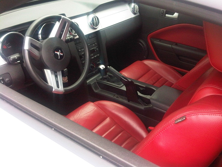 (F) Dept 25 Mustang V8 de 2005   26500 eur Must111