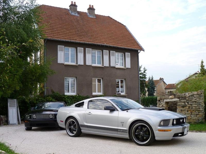 (F) Dept 25 Mustang V8 de 2005   26500 eur P1010111