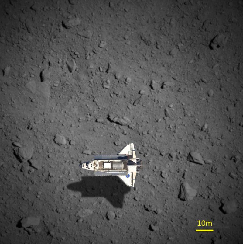 Mission Hayabusa-2 - Astéroïde Ryugu - Page 13 98718819