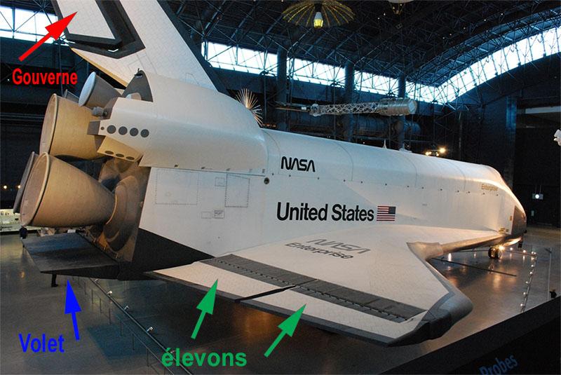 Comment se pilote véritablement la navette spatiale ? Aaa316