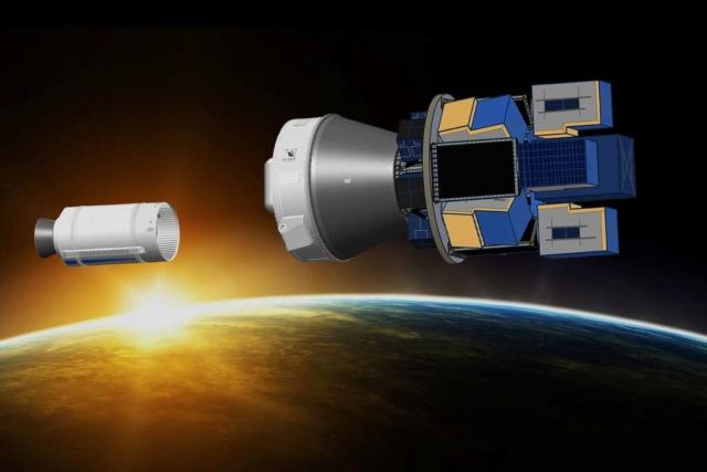 Le lanceur Vega pourra envoyer 80 satellites en même temps Cb181510