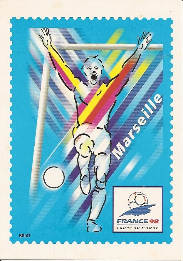 recherche timbres football + chien Foot10