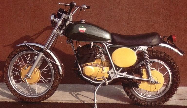 LAVERDA KIPU  250cho10