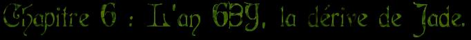 L'Histoire du Royaume de Jade Chap610
