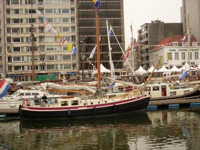 Oostende voor Anker - Oostende à l'ancre 01114