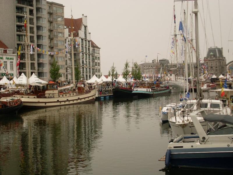 Oostende voor Anker - Oostende à l'ancre 01313