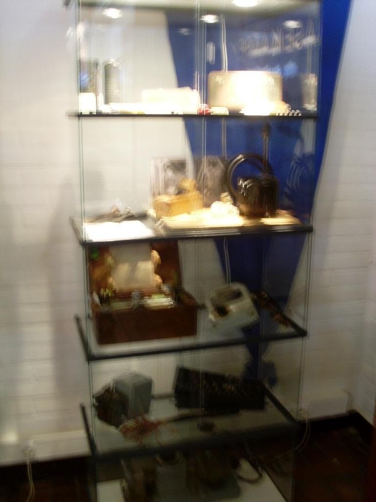 UN PETIT TOUR DANS LE PETIT MUSEE DE ZEEBRUGGE 01411