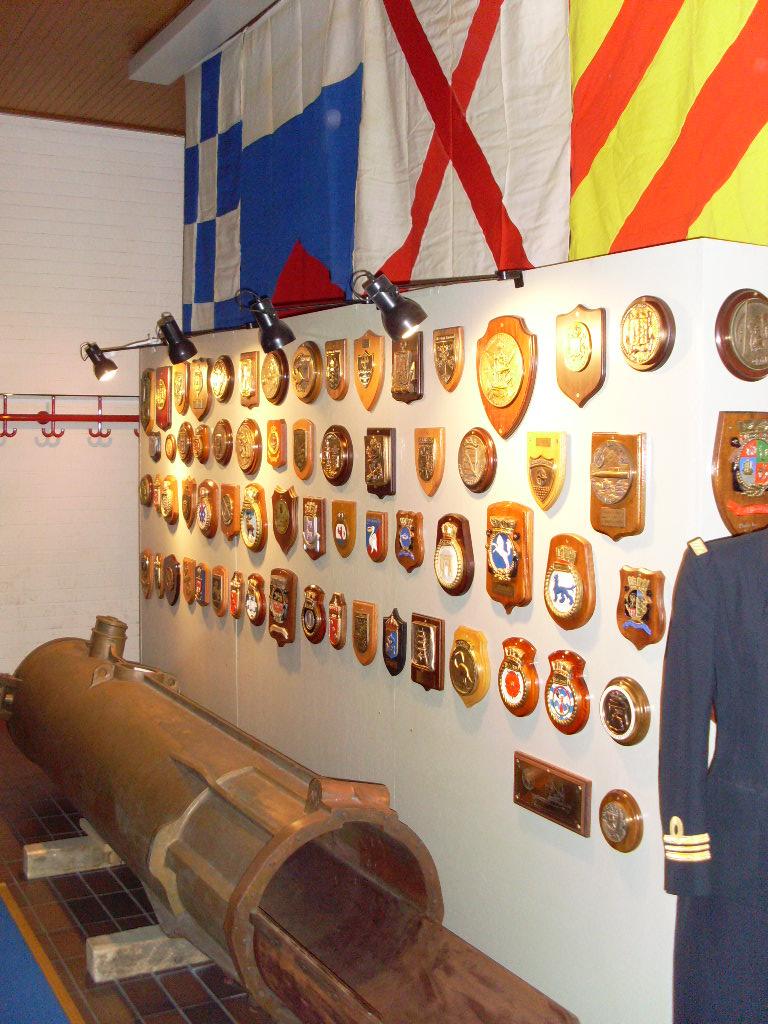 UN PETIT TOUR DANS LE PETIT MUSEE DE ZEEBRUGGE 03810