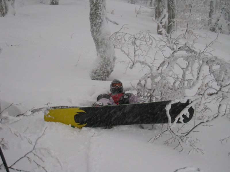 Une journée de ski à la Bresse (Vosges) 2010-010