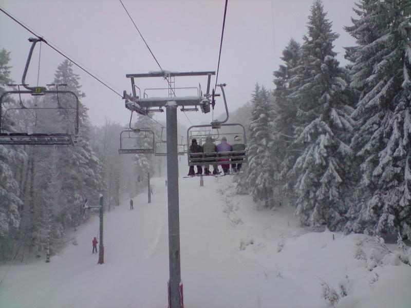 Une journée de ski à la Bresse (Vosges) P2901110