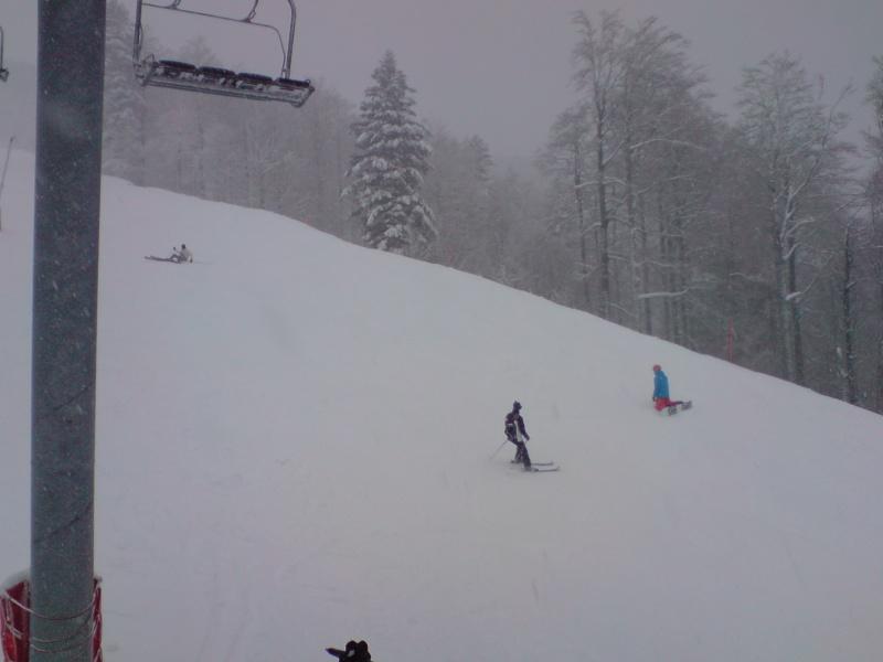 Une journée de ski à la Bresse (Vosges) P2901111